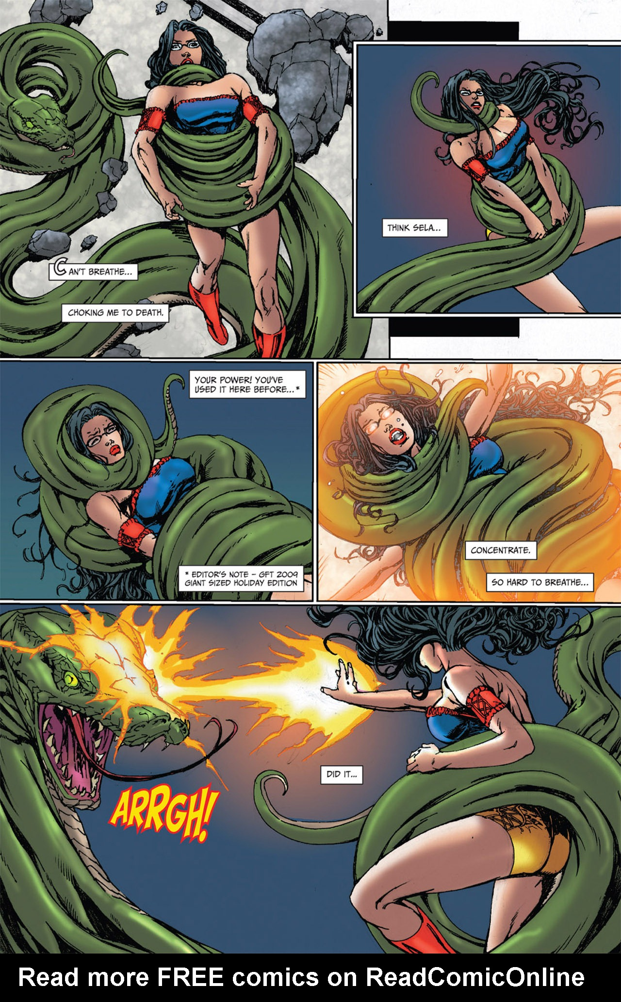 Grimm Fairy Tales (2005) Issue #51 #54 - English 18