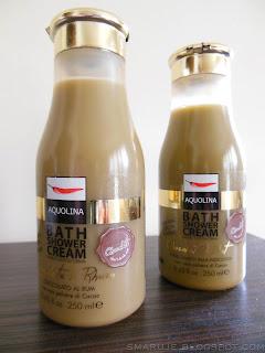 Aquolina –czekolada, podejście drugie: orzechowa vs. rumowa [recenzja]
