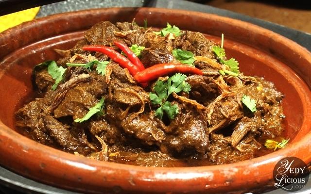 Beef Rendang at NIU by Vikings Buffet