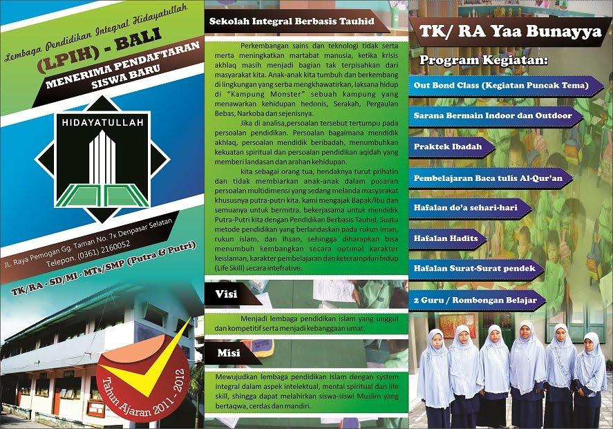 Sekolah Islam Hidayatullah Denpasar