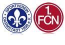 SV Darmstad - FC Nürnberg