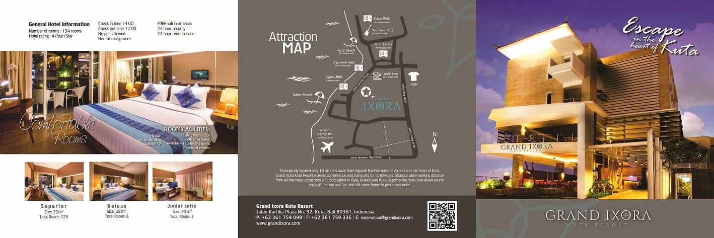 Grand Ixora Kuta Resort Bali Karirhotelier Com Hhrma