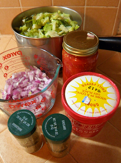 Most of the Ingredients for this Recipe