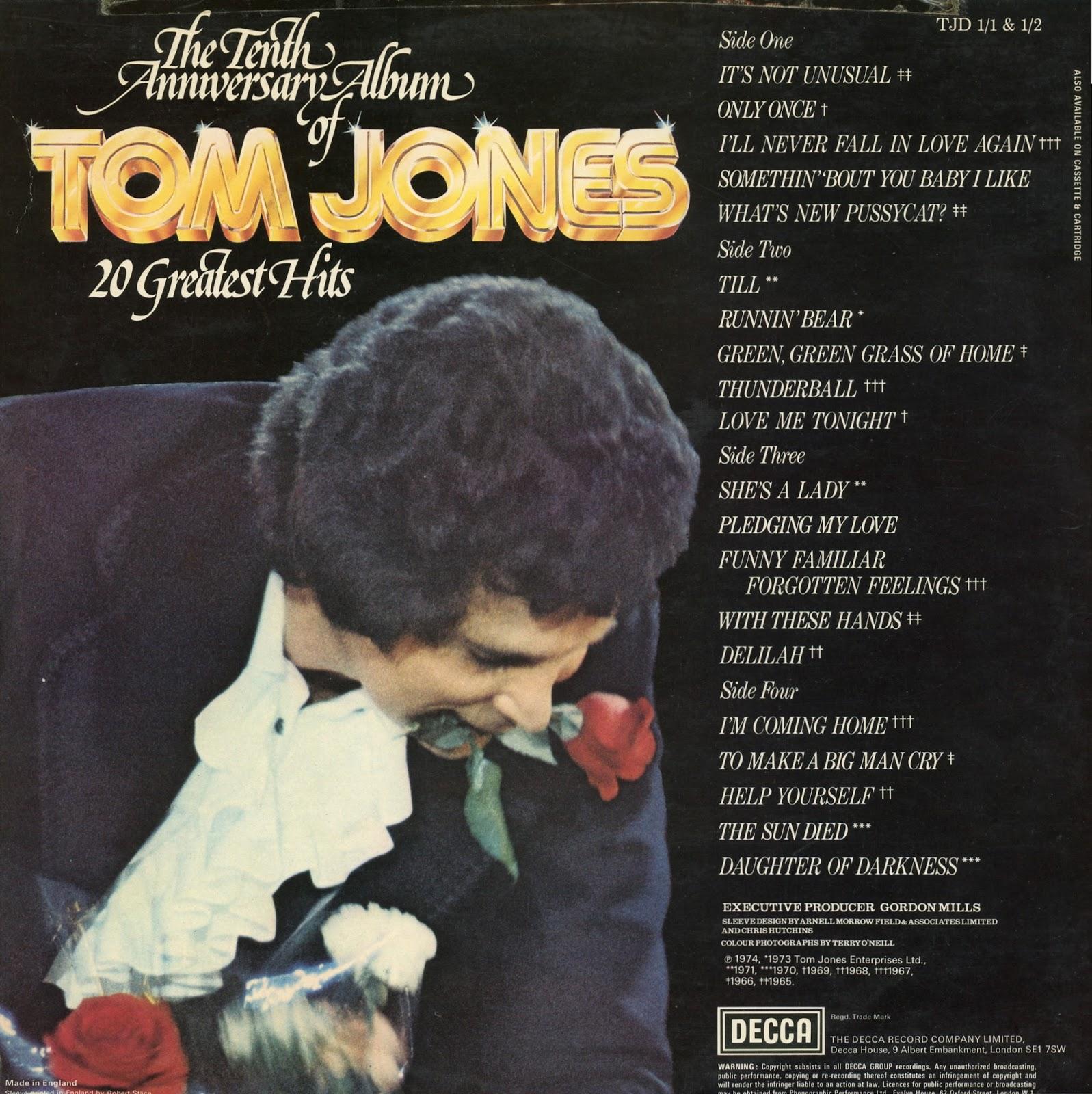 Tom Jones - Runnin' Bear = Oso Corredor