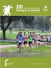 XXI CIRCUITO PROVINCIAL DE CAMPO A TRAVÉS 2017-2018