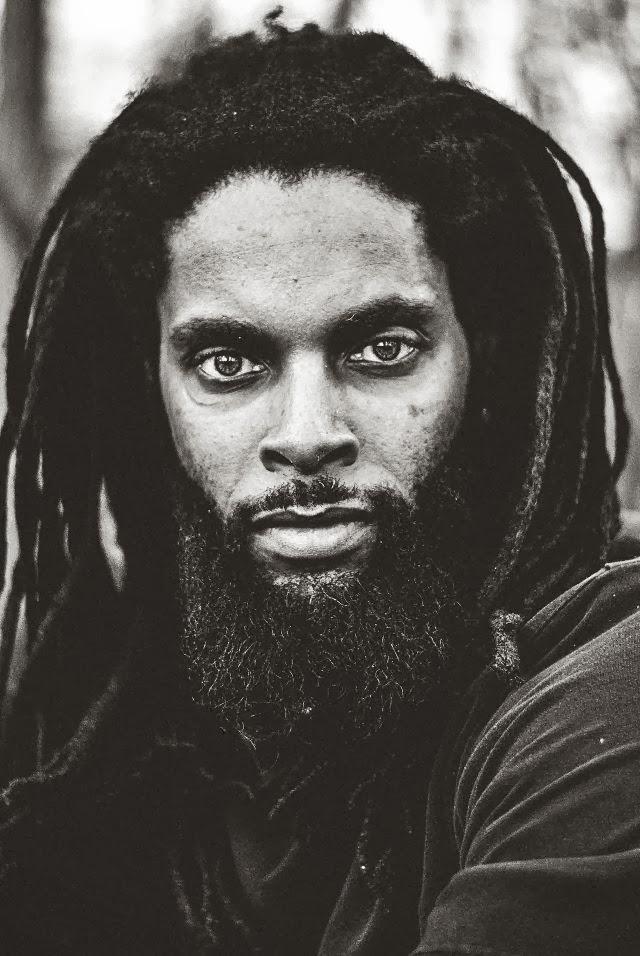 Black Men with Locs