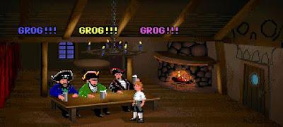 Monkey Island Grog