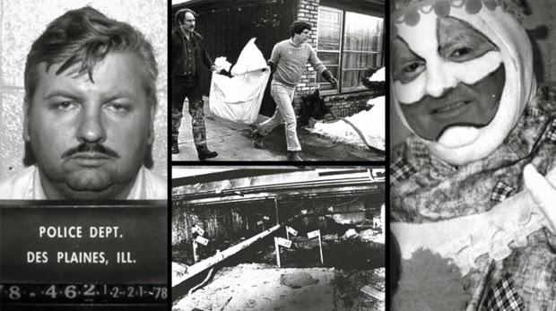 John Wayne Gacy pembunuh bersiri