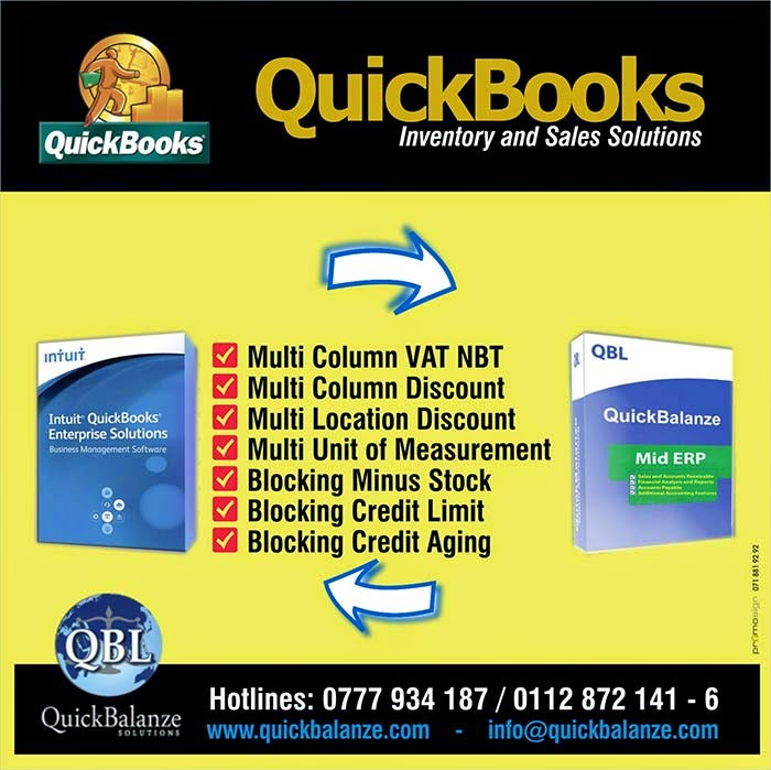 QuickBooks - Inventory and Sales Solutions.