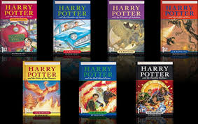 harry potter, fantasy, YA, wizard, rowling