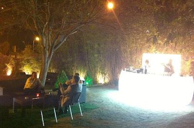 chill out El Jardín Leyenda
