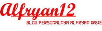 Blog Alfryan