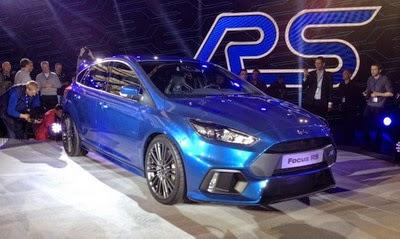 Ford Focus RS Terbaru