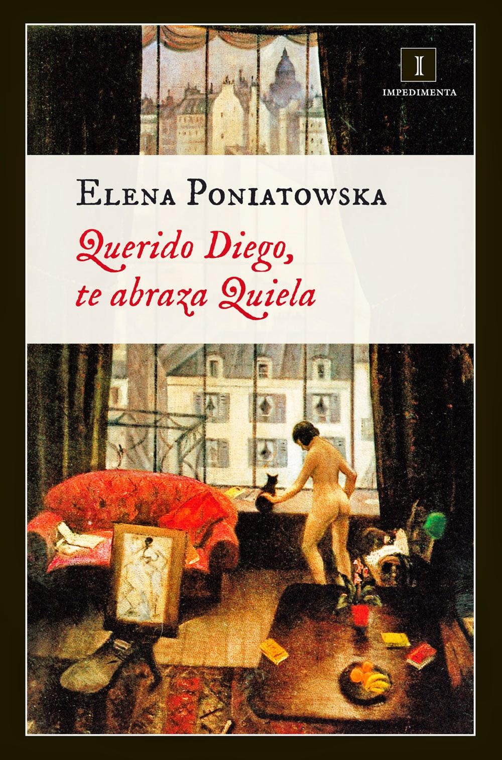 Querido Diego, te abraza Piela