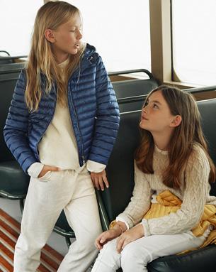ropa niña Massimo Dutti otoño invierno vuelta al cole