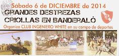 GRANDES DESTREZAS CRIOLLAS EN BANDERALÓ