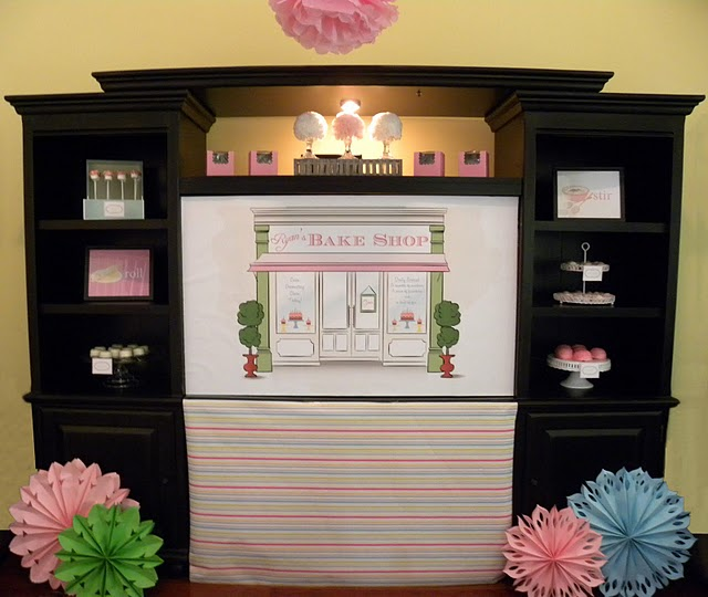 Cake Boss Decorating Ideas : Maddycakes Muse: Friday Feature Party~ Cake Boss