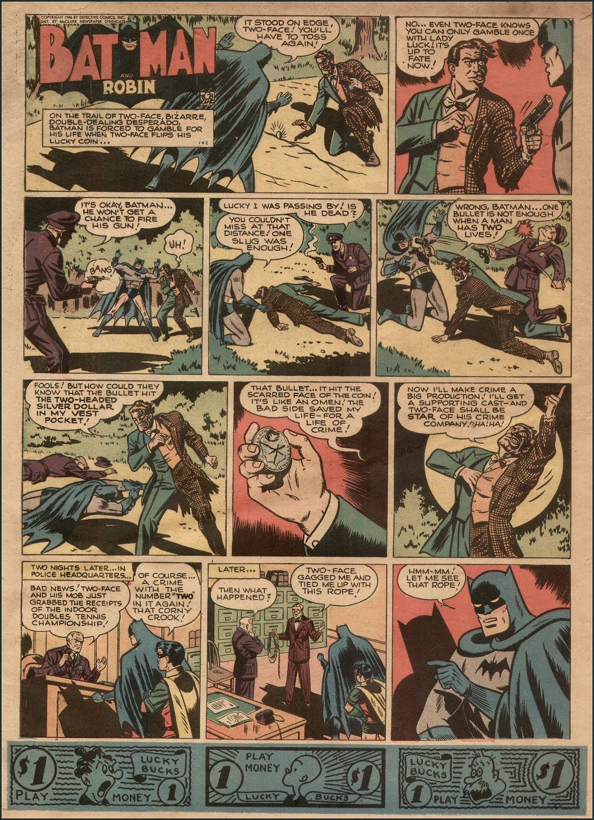 BAT - BLOG : BATMAN TOYS and COLLECTIBLES: 1940's BATMAN