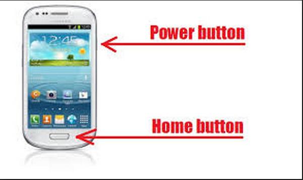 Как на айфоне сделать скрин экрана