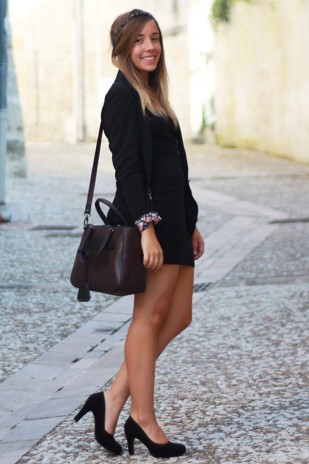 Tenue de working girl