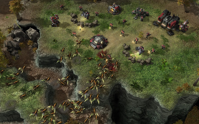 StarCraft 2 Heart of the Swarm Download Photo