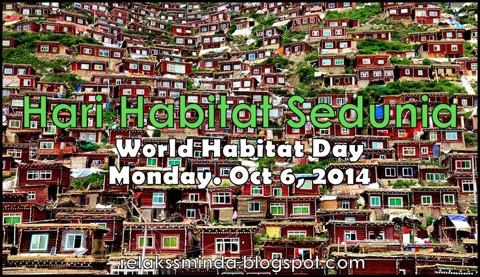 Sambutan Hari Habitat Sedunia