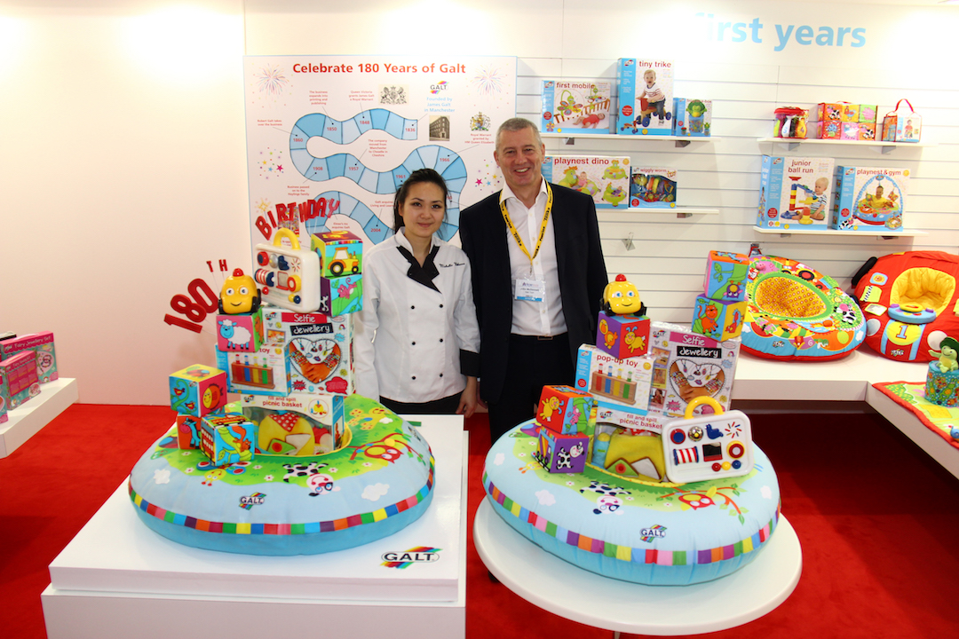 Michelle Cake Artist : Galt Toys Celebrates its 180th Birthday with edible toy ...