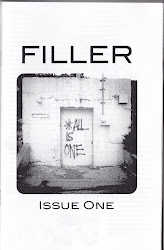 FILLER - ISSUE ONE