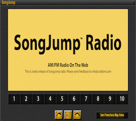 Song Jump Radio Google TV Channel