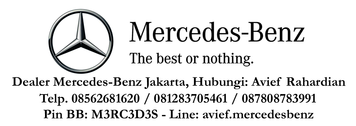 Dealer Mercedes Benz Jakarta Authorized Mercedes Benz Dealer
