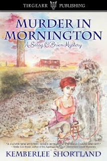 Murder in Mornington  cover