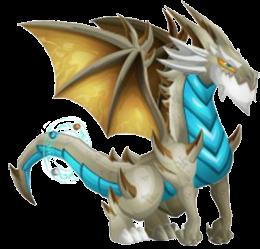 imagen del dragon milenario