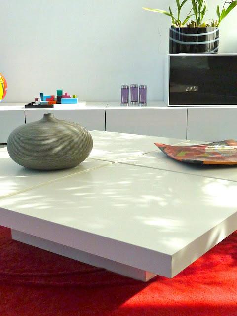 Ikea hack la mesa de centro de rocio 7 mesas lack 1 for Ikea mesas salon centro