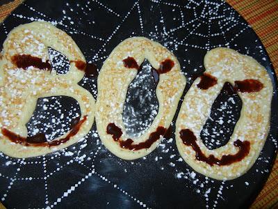 festive food gifts: fun halloween ideas