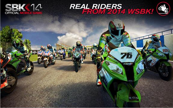 SBK14 Official Mobile Game v1.4.6 APK