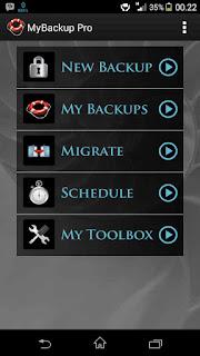 My Backup Pro v4.4.2 APK