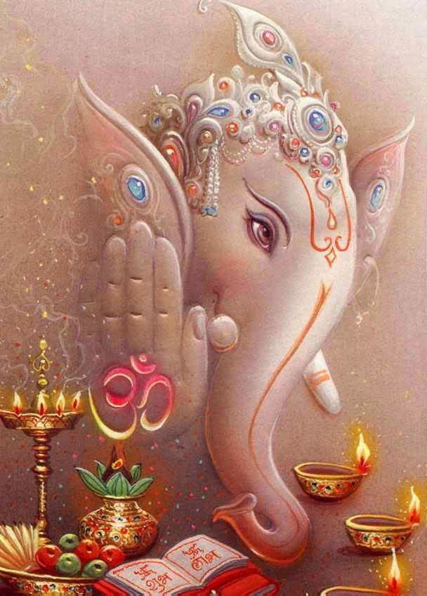God photos lord shri ganesh latest wallpapers gallery - Shri ganesh hd photo ...