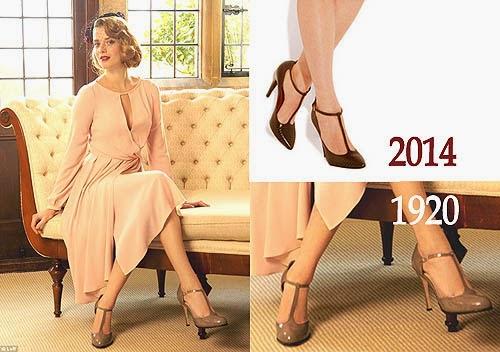 Sepatu Wanita T-Bar