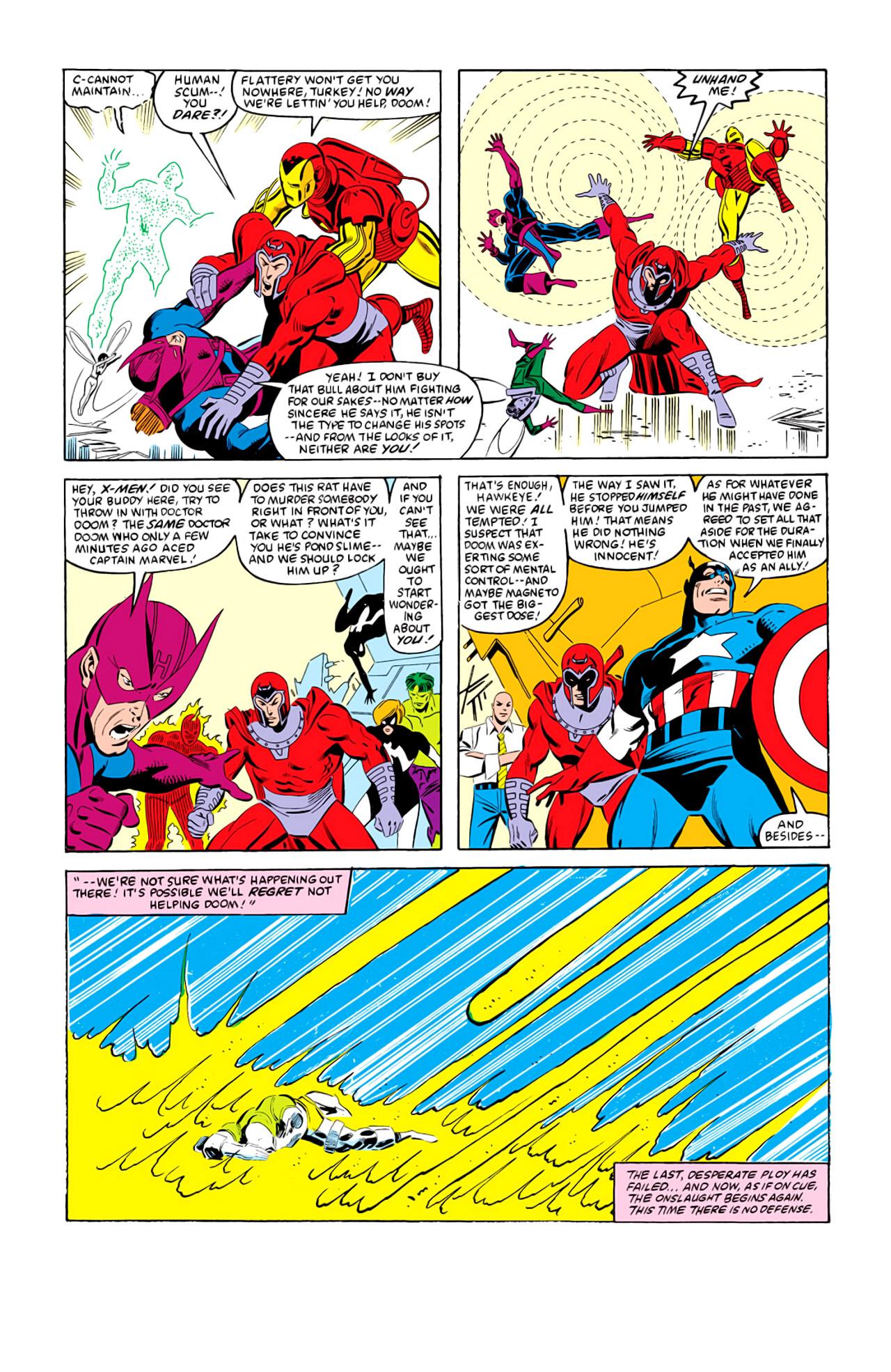 Captain America (1968) Issue #292k #218 - English 20