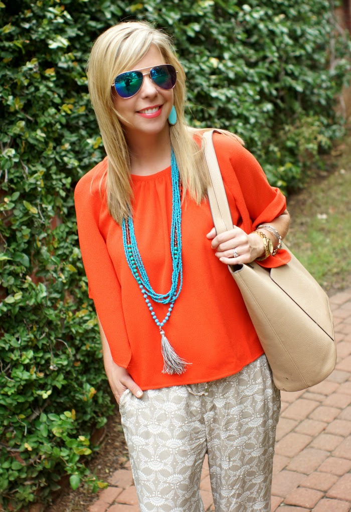 Orange & Turquoise Color Palette