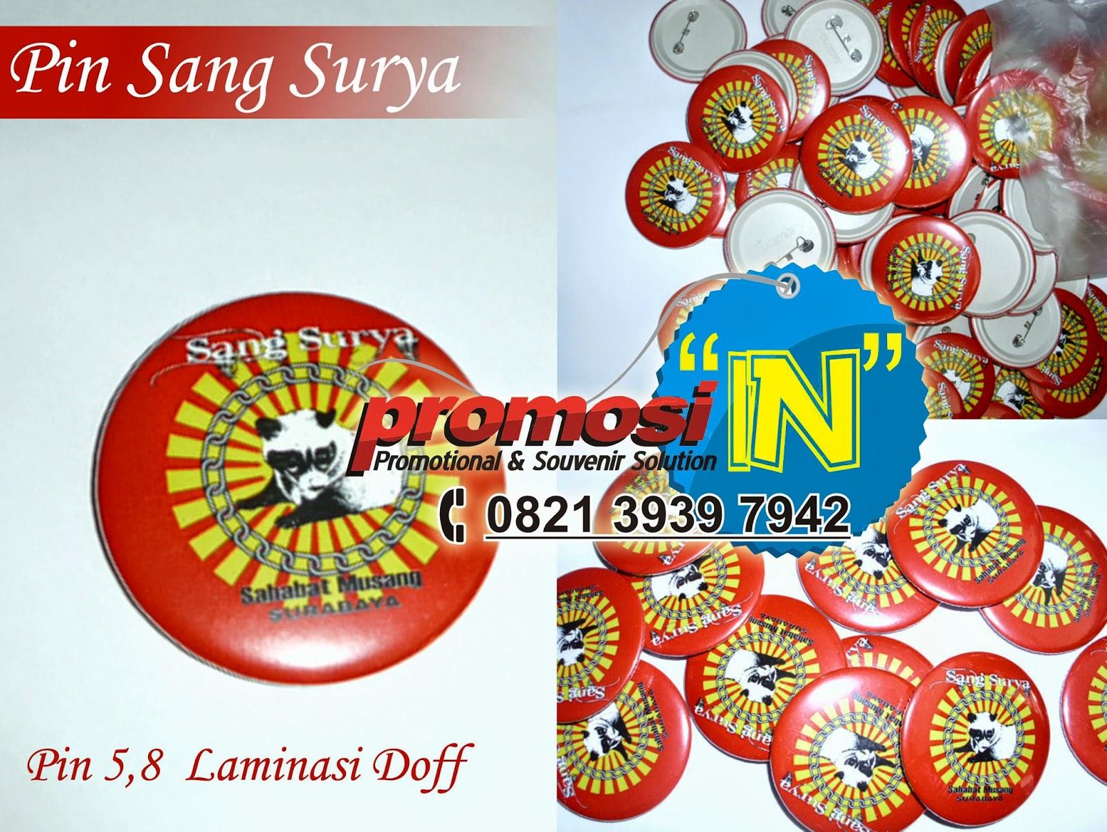 Pabrik Pin Online, Pin, Pin Desain Sendiri, Pusat Pin Surabaya,
