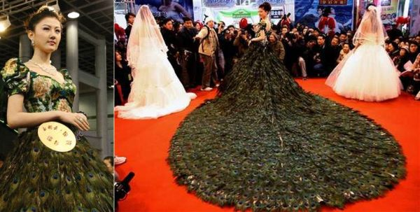 top 3 most expensive widding dresses metiw