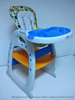 Baby High Chair BabyDoes CH508