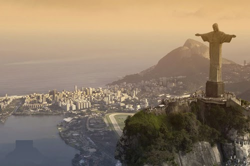 هل تعرف ما هو التمثال الذي تم عرضه في نهائي مونديال البرازيل 2014 ؟؟
