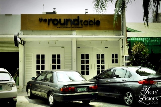 The Round Table in Kapitolyo Pasig City