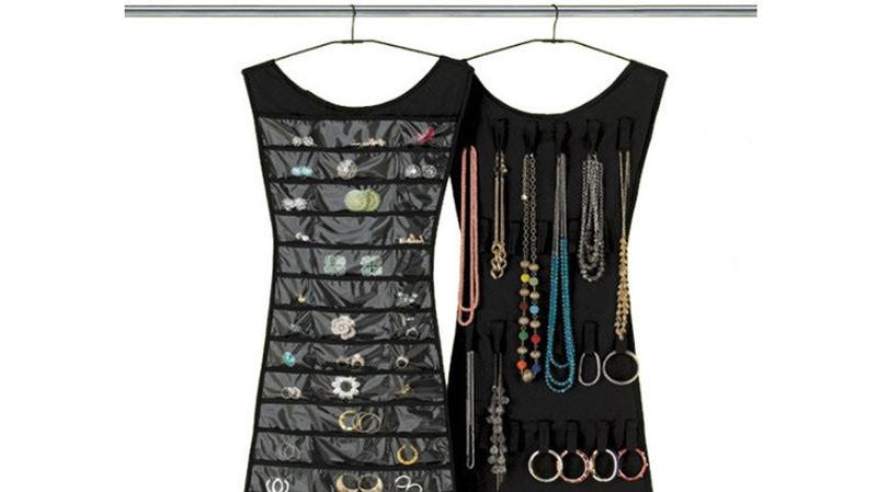 10 Drawer Black Leatherette Jewelry Storage Organizer Jewelry Ideas