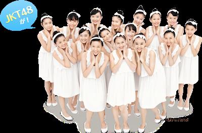 Foto JKT48 Ponytail