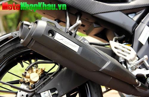 Yamaha R15 2014 màu đen