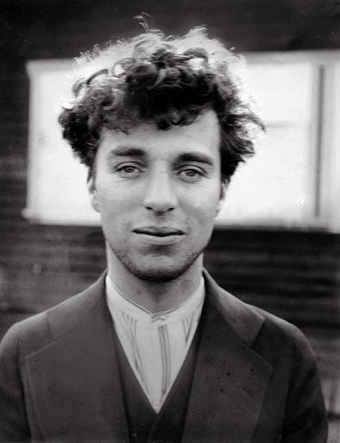 Чарли Чаплин в возрасте 27 лет, в 1916 г.