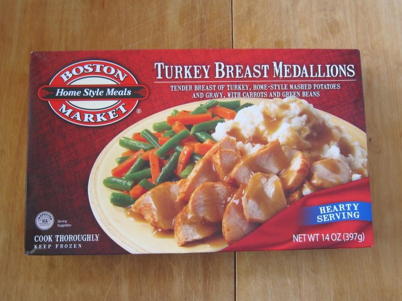 Turkey Breast Medallions with Stuffing | Boston Market ...